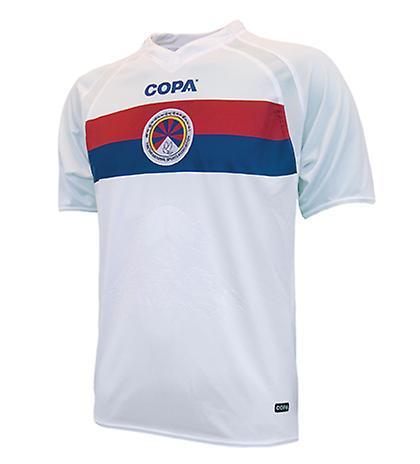 2011-12 Tibet Copa Shirt de Football loin
