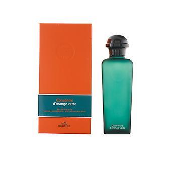 Hermes d ' Orange Concentre Verte Edt Spray 100 Ml Unisex