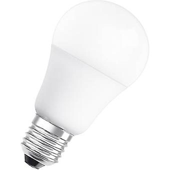 LED E27 Arbitrary 11 W = 75 W Warm white (Ø x L) 60 mm x 110 mm EEC: A+ OSRAM dimmable 1 pc(s)