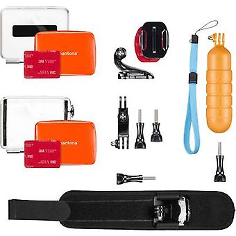 Accessory kit Mantona 21078 Suitable for=GoPro