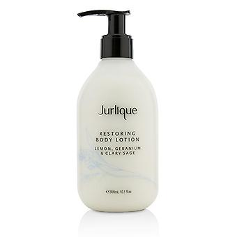 Jurlique citron Geranium & Clary Sage genoprette bodylotion - 300ml/10.1 oz