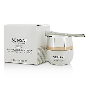 Kanebo Sensai Cellular Performance Lift Remodelling Eye Cream - 15ml/0.52oz