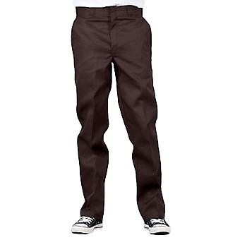 Dickies Original 874 Work Pant - Dark Brown Dickies874 Dickies O Dog Pants