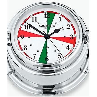 Wempe chronometer Stahlwerke Bremen II ship clock CW360008