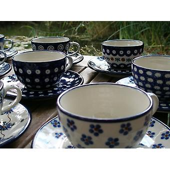 12 x Cup with saucer, 150 ml, Trad. 1-12, BSN m-391