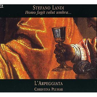 S. Landi - Stefano Landi: Homo Fugi Velut Umbra... [CD] USA import