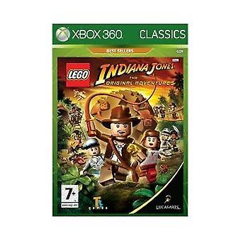 Lego Indiana Jones the Original Adventures - Classics Edition (Xbox 360)