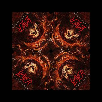 Slayer Bandana Repentless Band Logo new Official Black