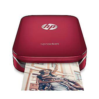 HP tandwiel fotoprinter