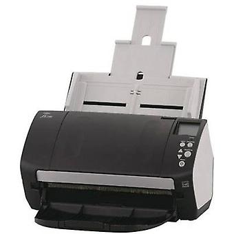 Scanner de documents recto verso fi-7160 Fujitsu A4 1200 x 1200 PPP 60 pages/min, 120 IPM USB