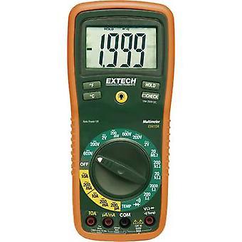 Extech EX410A Handheld multimeter Digital CAT III 600 V Display (counts): 2000