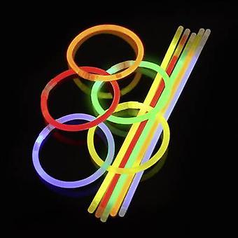 Zgryźliwy światełko zestaw 25 szt wielokolorowe 20 cm