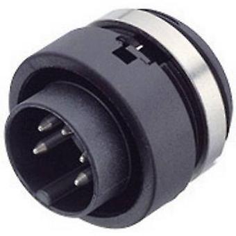 Binder 99-0607-00-03 Series 678 Miniature Circular Connector Nominal current (details): 7 A