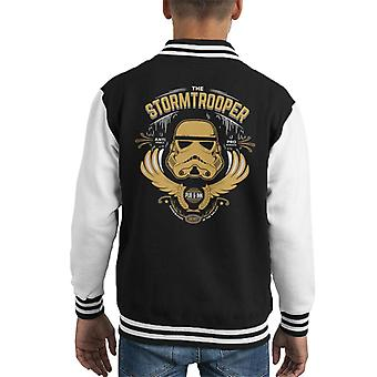Original Stormtrooper Pub And Inn Kid's Varsity Jacket