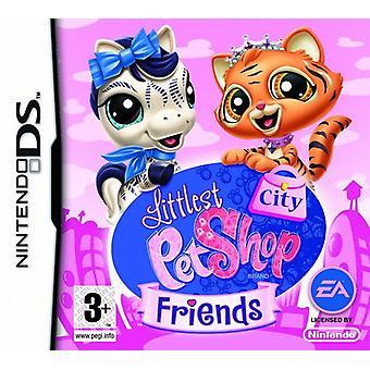 Littlest Pet Shop Freunde Stadt (Nintendo DS)