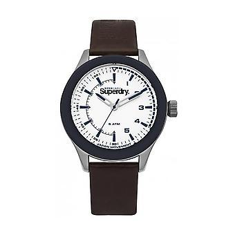 SUPERDRY - wrist watch - men - SYG231BR - REBEL CHALLENGER