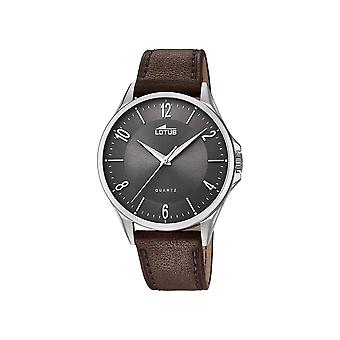 LOTUS - wrist watch - men - 18518-2 - leather strap classic - classic
