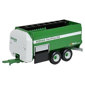 Tomy Kids Keenan Mech Fibre 365 Mixer Wagon Toy