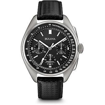 Bulova mens watch Moon Lunar pilot chronograph Special Edition 96 B 251