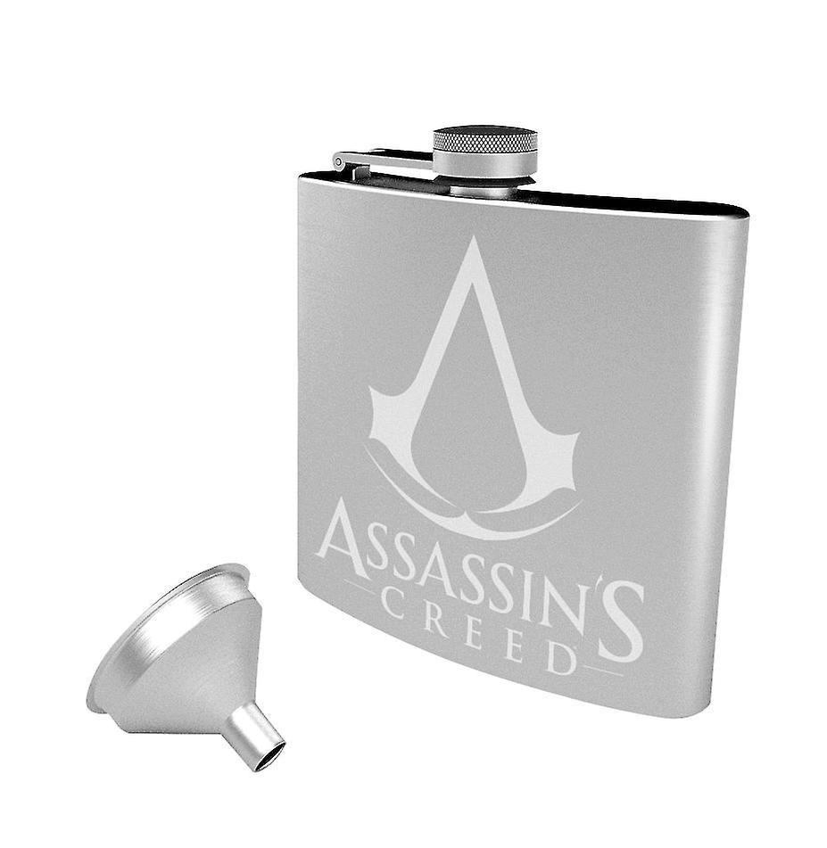 Creed Argent Logo En Assassin Imprimées Inox Flacon Brossé N0wXPkn8O