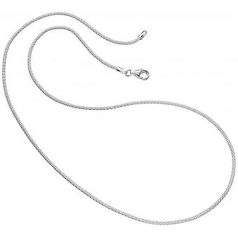 Beginnings Popcorn Necklace - Silver