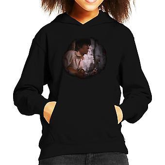 TV Times Keith Richards Les Paul Ready Steady Go Kid's Hooded Sweatshirt