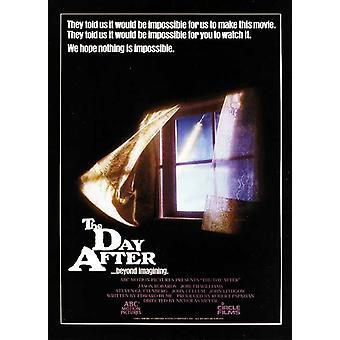 Al día siguiente Movie Poster (11 x 17)