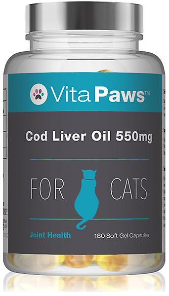 Vitapaws/cat-supplements/cod-liver-oil-cats-550mg