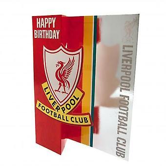 Liverpool-Geburtstags-Karte