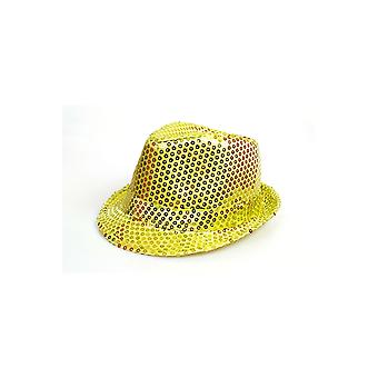 Hats  Glitter hat light green