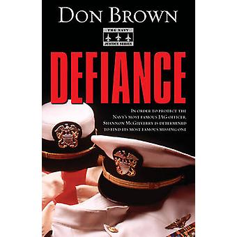 Defiance by Don Brown - 9780310272137 Book