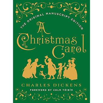 A Christmas Carol de Charles Dickens - Colm Toibin - Bo 9780393608649