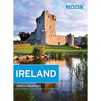 Moon Ireland 2nd Edition by Camille DeAngelis - 9781631214196 Book