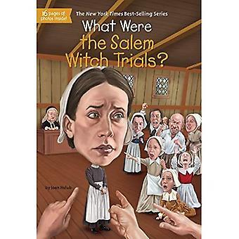 Quels ont été les sorcières de Salem? (Ce qui a été...?)
