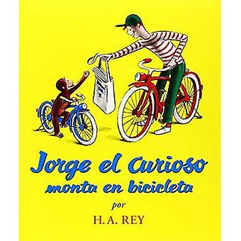 Jorge el Curioso Monta en Bicicleta = Curious George Rides a Bicycle