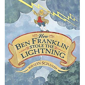 Wie Ben Franklin Stola der Blitz