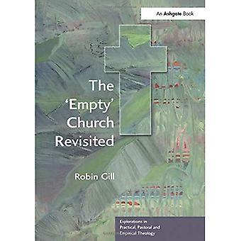A Igreja vazia revisitado (explorações em Teologia Pastoral, prática e empírica)
