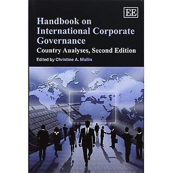 Handbuch zur internationalen Corporate Governance: Länderanalysen (Elgar Originalreferenz)