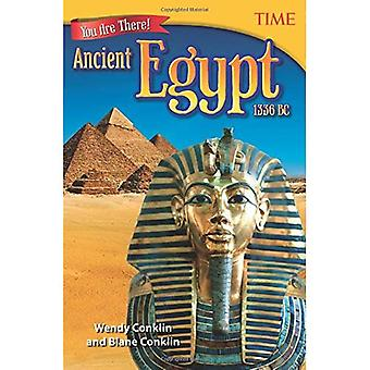 You Are There! Ancient Egypt 1336 BC (Grade 6) (Time for Kids Nonfiction Readers)