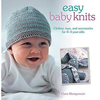 Easy Baby Knits - Clothes, toys, and accessories for 0-3 year olds