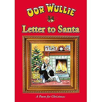 Oor Wullies brev till Santa