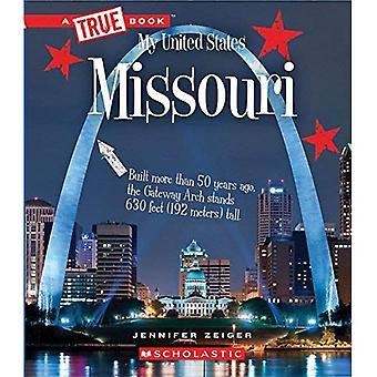 Missouri (wahres Buch Mein USA)