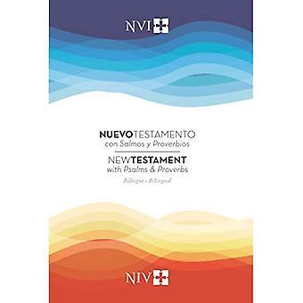Nuevo Testamento Con Salmos� Y Proverbios Nvi/NIV Biling e, R stica