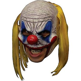 Clooney Clown Chinless Dlx Mas For Halloween