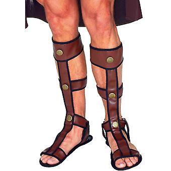 Adulto di sandali gladiatore