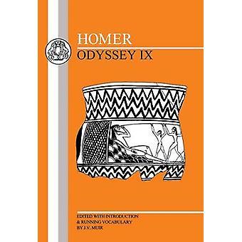 Homer Odyssee XI door Homerus
