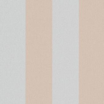 Raya marrón a rayas de pasta de papel pintado de rayas la Erismann moderno de lujo de pared