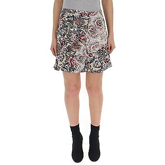 Isabel Marant Multicolor Cotton Skirt