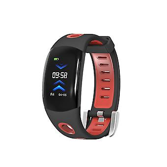DM11 activity bracelet with 0.96 inch screen-red