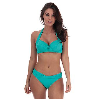 Damskie Seafolly twist Band Hipster bikini Bottoms na Seszelach